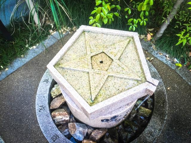 京都「晴明神社」の晴明井