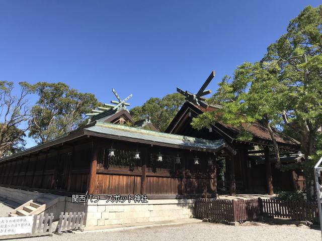 鳳神社の本殿