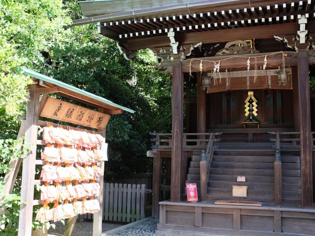 八坂神社「大国主社」