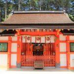 大原野神社本殿