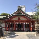 玉造神社本殿
