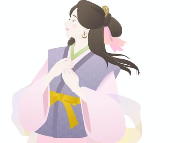 瀬織津姫(イメージ)
