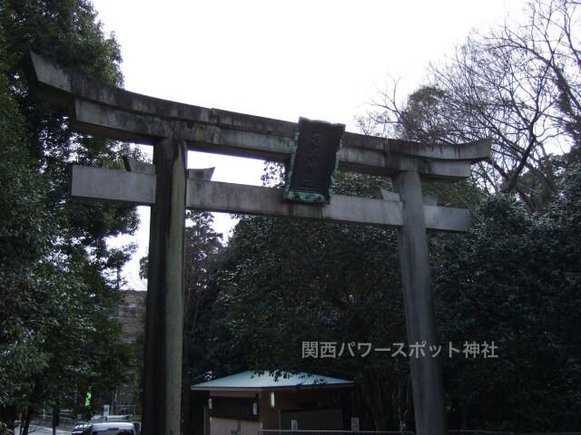 乃木神社(京都)鳥居