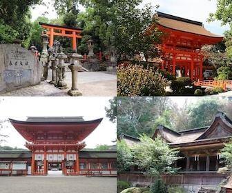 世界遺産の神社・関西編