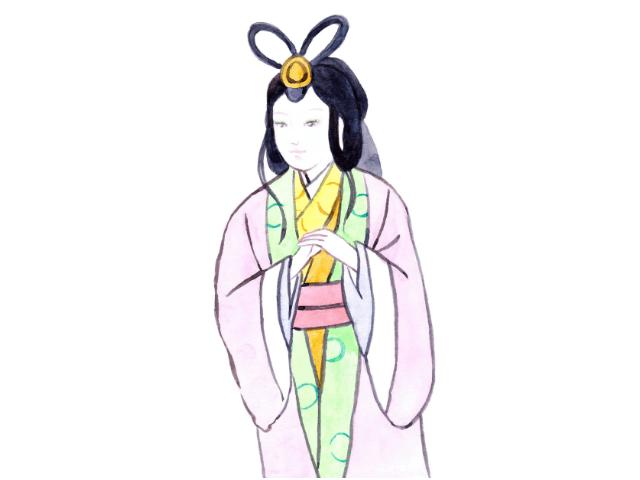 豊玉姫命(トヨタマヒメノミコト)
