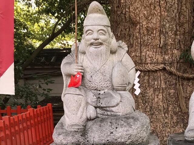 恵比寿様(えびす像)